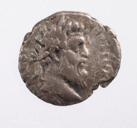 Denarius coin of Pertinax
