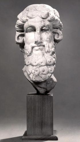 Head of Jupiter Ammon