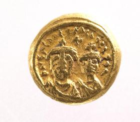 Solidus of Heraclius