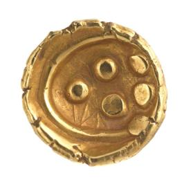 Stater coin of the Vindelici