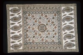 Textile panel (covering or shawl)