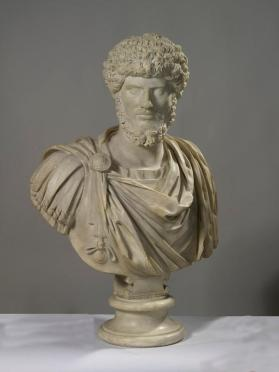 Portrait bust of Co-Emperor Lucius Verus