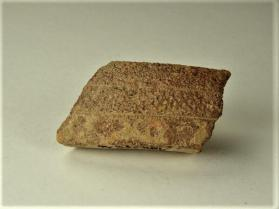 """Kashoba"" Ware vessel fragment (handle)"