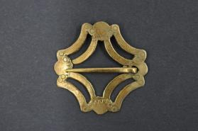 Trade brooch (council square)
