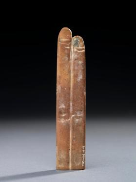 Amulet, two fingers