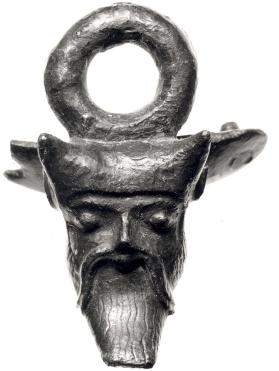 Handle-attachment from a situla