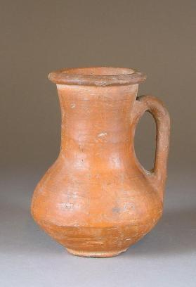 Small low-bellied jug