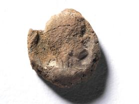 Fragmentary seal impression