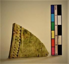 Cup fragment (rim sherd)