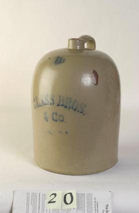 Three-gallon jug