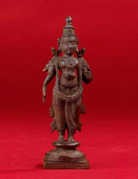 Figure of Vishnu Avatar (Parasurama?)