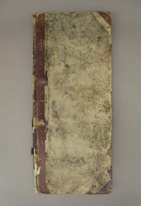 Samuel Fry's account book