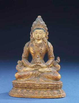 Figure of Buddha Amitayus