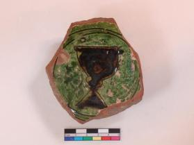 Bowl fragment (base sherd)