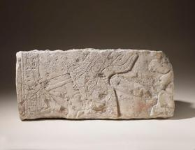 Relief with Nefertiti and Akhenaten
