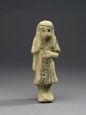Shabti of divine father of Amun Ankh