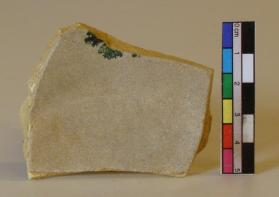 Vessel fragment (base sherd)