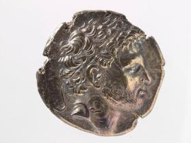 Tetradrachm with head of Perseus