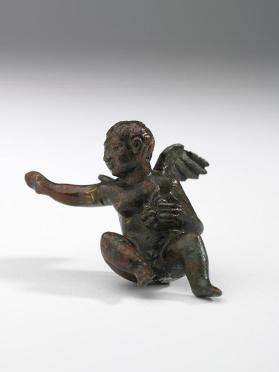 Figure of a Cupid