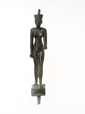Statuette of goddess Neith