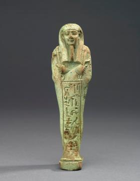 Shabti of the royal seal-bearer Imhotep