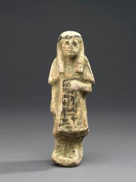Shabti of the divine father of Amun Ankh-[ef-en-Maat]