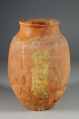 Shabti jar made for a wab priest