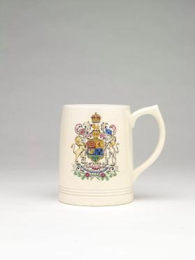 Tankard with Coat of Arms of Canada