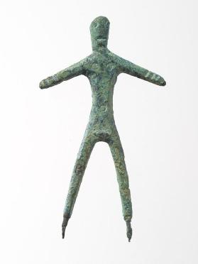 Male votive figure