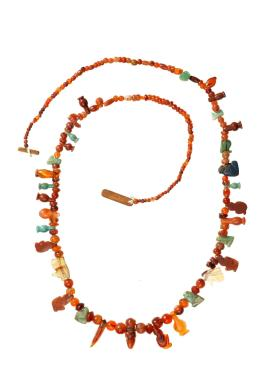 Beads and amulets
