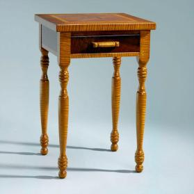 Lamp Table from Orangeman's Hall
