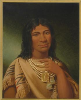 """A Clallum Girl,"" Clallam (Central Coast Salish)"
