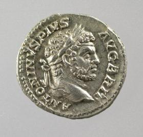 Denarius of Caracalla