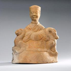 Burial figure of the Queen Mother of the West