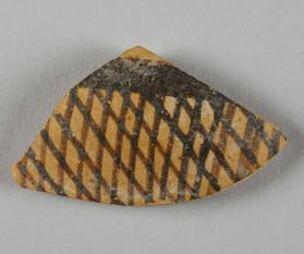 Mycenaean vessel fragment