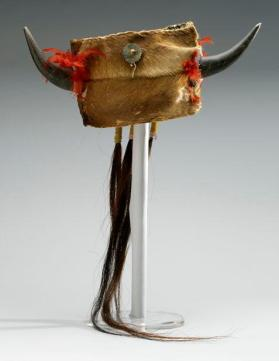 Ceremonial, turban-type headdress