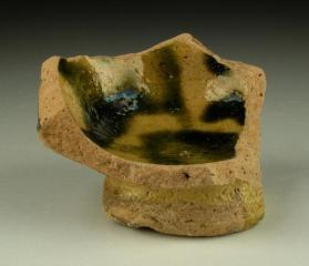 Cup fragment (base sherd)