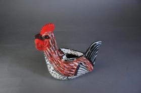 Fowl shaped ashtray