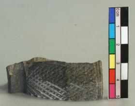 Bowl fragment (sherd) probably a waster