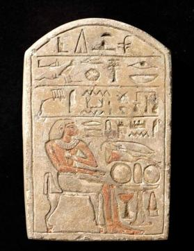 Funerary stela of Amenuser