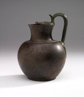 Jug with handle