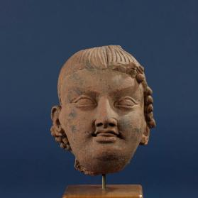 Figural head of a Woman?