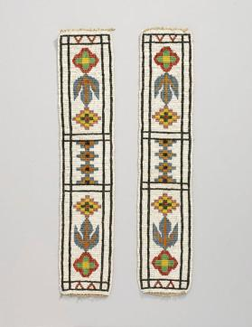 Pair of decorative panels