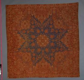 Woman's shawl, called the Dendera shawl
