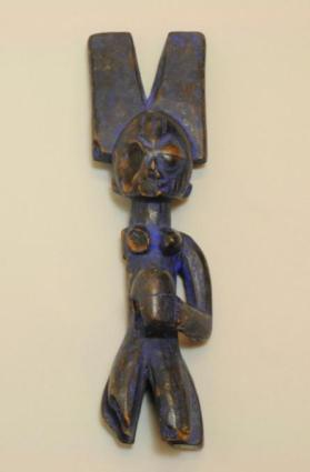 Shango shrine figure