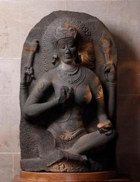 Figure of Yogini goddess