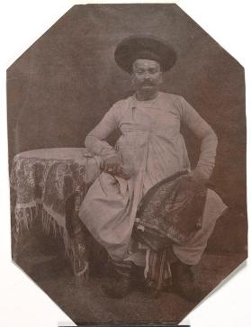 Portrait of an Indian Gentleman from the Sonar caste