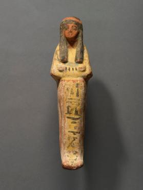 Shabti of the Lady of House Tanebet (?)