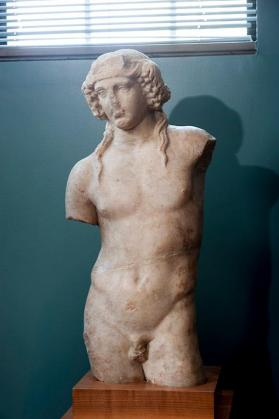 Figure of a youthful Dionysus