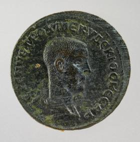 Coin of Herennius Etruscus